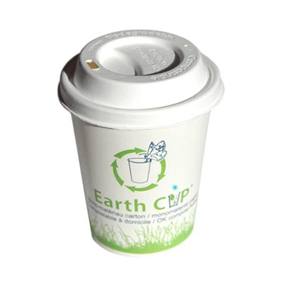 gobelet earth cup compostable
